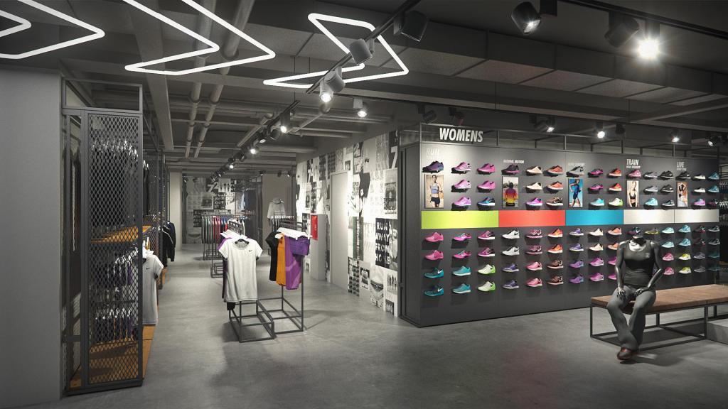Nike Store De