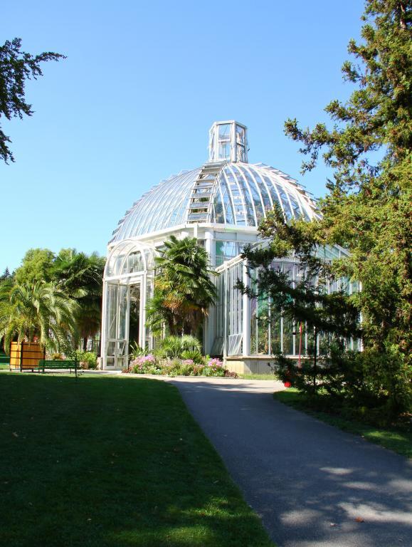 Bicentenaire botanique ghi for Le jardin geneve