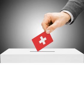 Notre démocratie directe doit être l'affaire des citoyens. 123RF