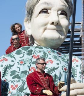 La venue des Géants est un événement attendu  par plus de 700'000 personnes. DR