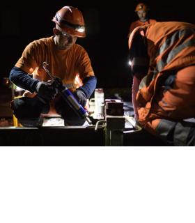 Des tests géologiques vont générer d'importantes nuisances sonores. CFF