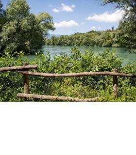 Une balade au fil du fleuve chargé d'histoire. SUISSEMOBILE