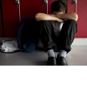 Victime de harcèlement, un élève peut être brisé, jusqu'à être poussé au suicide. 123RF/RAWPIXEL