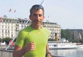 David Genecand, un ultra runner qui repousse toujours plus loin les limites.