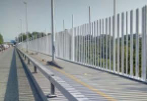 Le pont Butin est classé 6e des ponts suisses où le taux de suicide est le plus élevé. DR