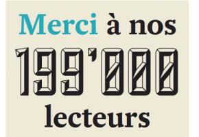 199'000 lecteurs à Genève. Le moins que l'on puisse écrire, c'est que «GHI» cartonne.