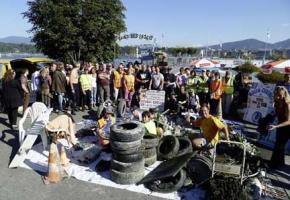 Lac Léman: 1200 kilos de détritus pêchés