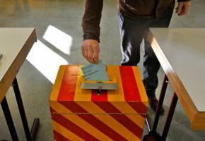 Si un texte est mauvais, ou dangereux, le peuple aura largement la sagesse de voter non. DRK