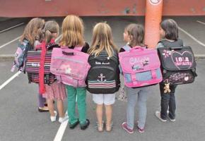Lundi 26 août, la rentrée scolaire pour 71'000 élèves.DR