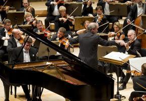 Le talent du chef d'orchestre Valery Gergiev est mondialement reconnu. DR