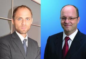 Me Pierre Bayenet face  au procureur général Olivier Jornot: un vrai débat démocratique. CHOLLET/DR
