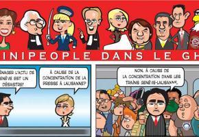 L'Actu à Lausanne