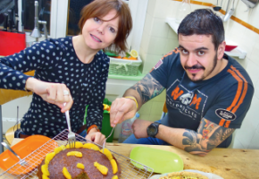 Recette du chef Damien Germanier: Tarte saviésanne
