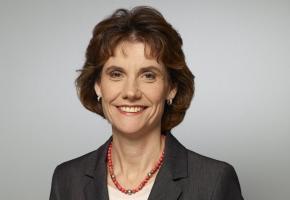 Anne Emery Torracinta, ministre en charge du Département de l'instruction publique. DR