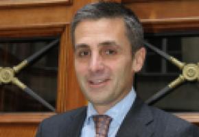 François Longchamp, président du Conseil d'Etat, garde la primeur pour le discours de Saint-Pierre. DR