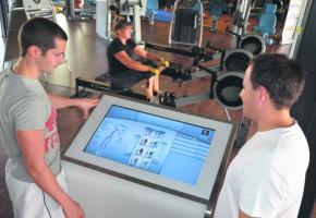 Le «Tactile Trainer» commence à s'imposer dans les fitness.