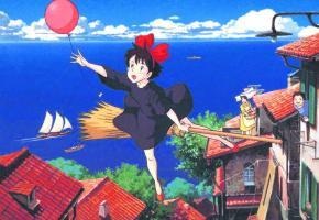Kiki la petite sorcière - film d'animation du grand Hayao Miyazaki