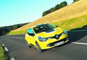Renault Clio IV.