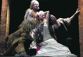 «Les précieuses ridicules», de Molière, du 10 au 22 juillet au Théâtre T50