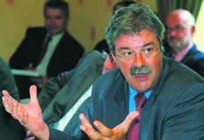 Un ministre de l'économie comme Pierre-François Unger est-il là pour regretter ou anticiper les crises? DR