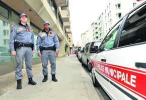 Le poste de la police muncipale des Pâquis a été rénové et agrandi.
