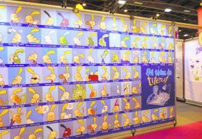 Une exposition sera consadrée aux 20 ans du célèbre Titeuf.
