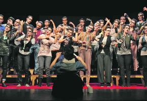 L'opéra sous toutes ses formes, ici sous le sceau de l'humour, avec Operetta.
