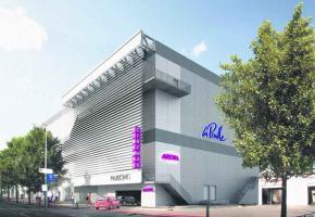 Le nouveau multiplexe de la Praille va comporter neuf salles pour 1500 places assises.