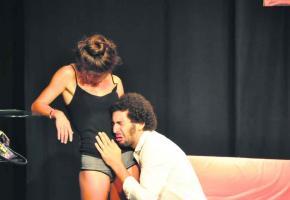 «Ma femme me prend pour un sex toy», du 18 septembre au 13 octobre, à 21h à la Comédie de la Gare