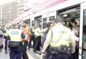 Les TPG travaillent main dans la main avec la police des transports lors des contrôles exhaustifs.