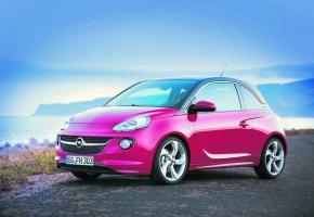 la petite dernière d'Opel présente