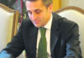 François Longchamp, exaspéré par la résistance du Parlement.