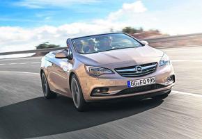 Une face agressive juste ce qu'il faut: avec la Cascada, Opel franchit une étape.
