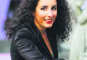 La soprano Sophie Graf.
