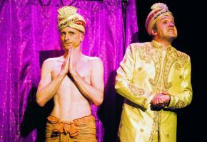 , un cabaret burlesque à découvrir en février 2013.