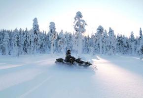 Le grand rêve hivernal se vit de mi-décembre à mi-mars. Photos Kontiki Saga