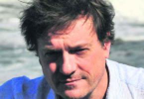 Thierry De Mey, compositeur et cinéaste belge.