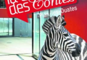 Le célèbre festival La Cour des Contes a lieu à Plan-les-Ouates, du 26 avril au 5 mai