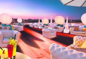 Bar Lounge - Cologny - «Les Voiles»