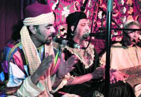 Concert - «Jil Gnawa»