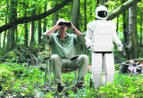 Le thème du film Franck et le robot, préfigure-t-il un futur rapproché?