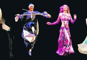 Des artistes et enseignants reconnus pour un festival enchanteur.