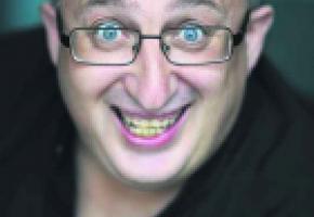 Laurent Mentec, un humoriste qui monte.