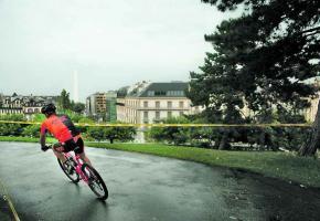 Un parcours sportif à travers les rues de la Vieille-Ville.