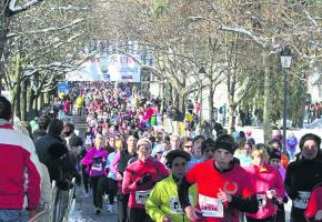 Record de participation cette année avec 34'000 coureurs qui prendront le départ.