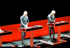 Le concert de Kraftwerk 3D est pour l'instant maintenu le 8 juin prochain. DR
