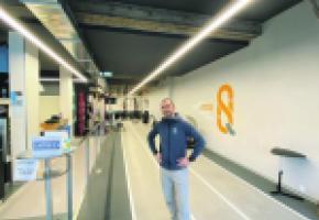 Sébastien Grossini, cofondateur de Sport Quest: «On n'espère plus rien.» DR