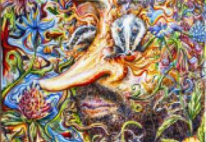 Gabriel Nunige a créé un univers fait de rêveries. DR