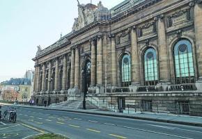 Le Musée d'art et d'histoire. MP