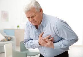 Les symptômes sont très proches de ceux de l'infarctus. 123RF/SEREZNIY